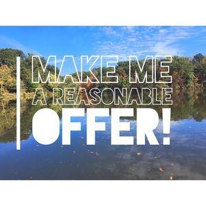 🎉 Make me an offer!